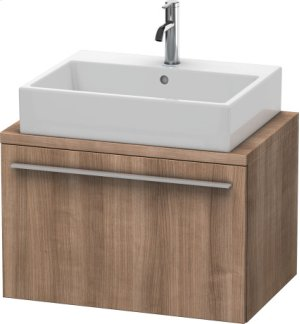 X-large Vanity Unit For Console Compact, Ticino Cherry Tree (decor)