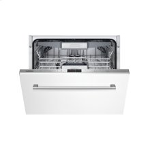 Dishwasher DF 261 761 fully integrated Width 24 '' (61 cm) Appliance height 86.7 cm / 34 1/8 ''