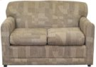 Contemporary Loveseat Product Image
