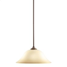 Wedgeport Collection 1 Light Pendant  Olde Bronze