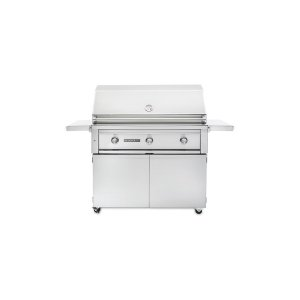 """Lynx42"""" Freestanding Grill with ProSear (L700PSF)"""