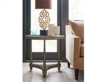 Dover Round Lamp Table