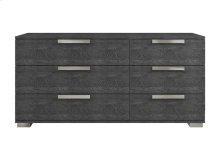 The Hampton Gray Birch Lacquer Dresser