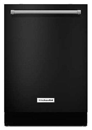 44 dBA Dishwasher with Clean Water Wash System - Black