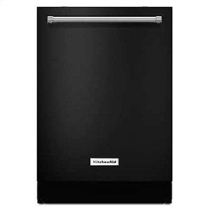 KITCHENAID44 dBA Dishwasher with Clean Water Wash System - Black