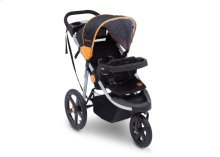 J is for Jeep® Brand Adventure All-Terrain Jogger Stroller - Galaxy (850)