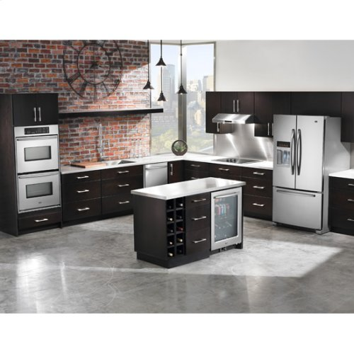"""30"""" Convertible Under-Cabinet Hood - stainless steel"""
