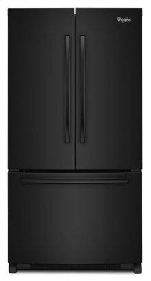 36-inch Wide French Door Refrigerator with Interior Water Dispenser - 25 cu. ft.