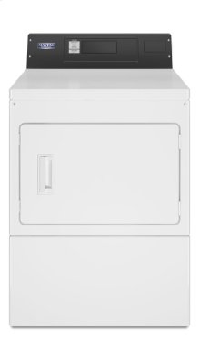 Commercial Electric Super-Capacity Dryer, Card Reader-Ready or Non-Coin