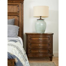 Hillside Nightstand - Chestnut