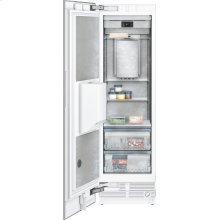 "400 series 400 series freezer column with ice and water dispenser Fully integrated Niche width 24"" (61 cm)"