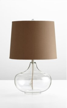 See Through Table Lamp #1 Clear