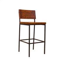Bar Stool - Java Pine Finish Product Image