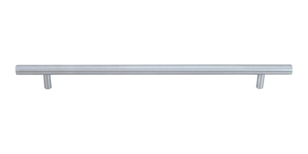 Linea Rail Pull 9 1/16 Inch (c-c) - Brushed Nickel