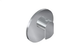 Phase M-Series Thermostatic Valve Trim with Handle