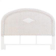 Wicker Full/Queen Headboard Cotton 3707