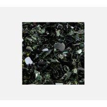 Midnight Black Reflective Fire Jewelry