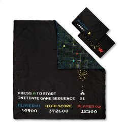 Kids Comforter and Pillowcase Video Game - 54''