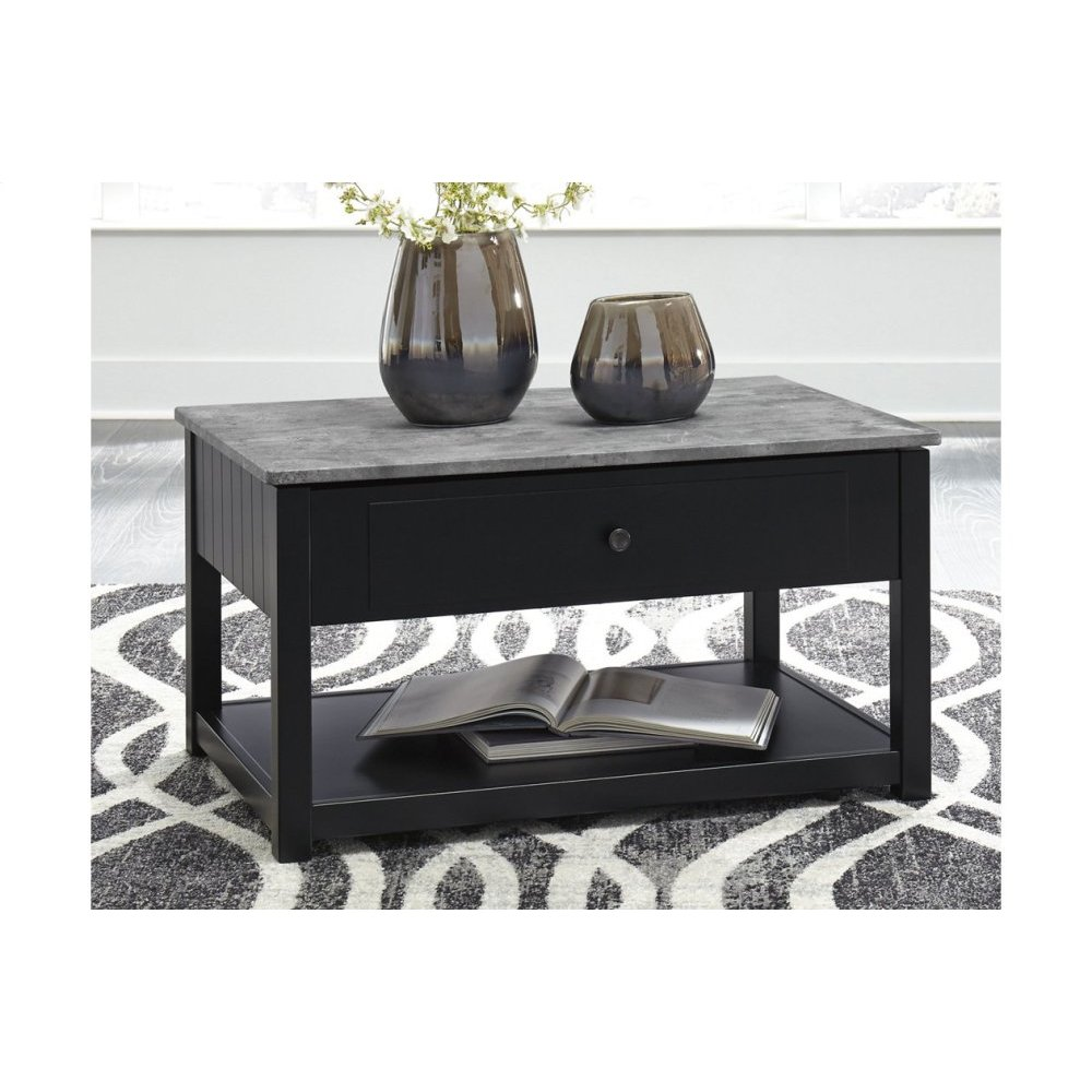 Lift Top Cocktail Table