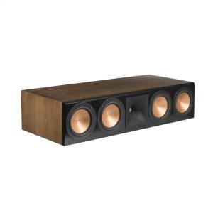 KlipschRC-64 III Center Channel Speaker - Walnut