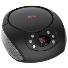 Bluetooth Boombox Am/fm/cd Player