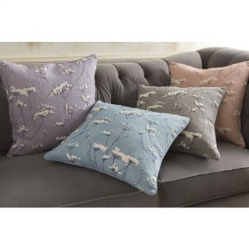 "Enchanted EN-003 22"" x 22"" Pillow Shell Only"