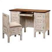 Caitlyn 1-door 2-drawer Computer Desk With Chair Product Image