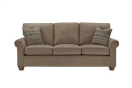 3 Cushion Sofa - Mocha Chenille Finish