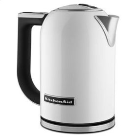 Variable Temperature Electric Kettle - White