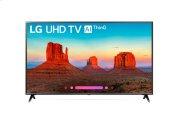 "UK6300BUB 4K HDR Smart LED UHD TV w/ AI ThinQ® - 50"" Class (49.5"" Diag) Product Image"
