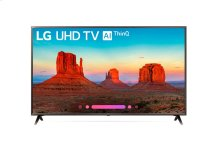 "UK6300BUB 4K HDR Smart LED UHD TV w/ AI ThinQ® - 50"" Class (49.5"" Diag)"