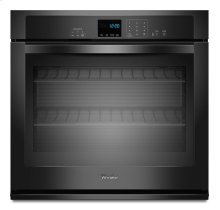 FLOOR MODEL CLEARANCE! 4.3 cu. ft. Single Wall Oven with Steam Clean Option