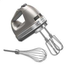 7-Speed Hand Mixer - Cocoa Silver
