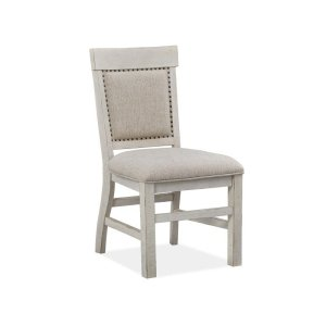 Magnussen HomeDining Side Chair w/Upholstered Seat & Back (2/ctn)