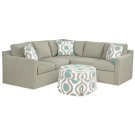 87095 LSF Loveseat / Corner Wedge / 87095 RSF Loveseat Product Image
