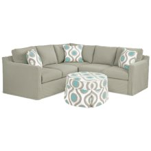 87095 LSF Loveseat / Corner Wedge / 87095 RSF Loveseat