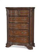 Old World Drawer Chest Product Image
