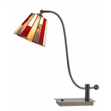 60W Tiffany Table Lamp