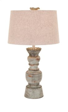 TY Songbird Terracotta Lamp