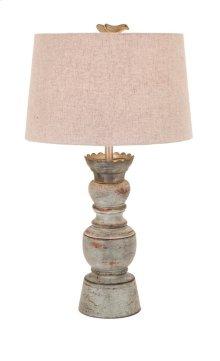 TY Songbird Terracotta Lamp