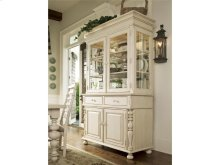 China Buffet Hutch - Linen