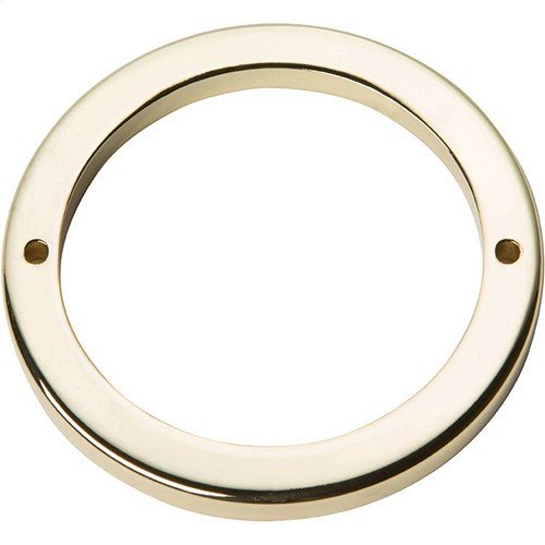 Tableau Round Base 3 Inch - French Gold