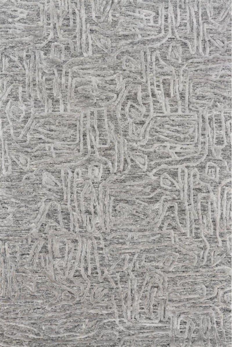 JY06GREYGREY in by Loloi Rugs in Morrilton, AR - Grey / Grey Rug