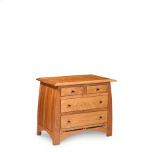 Aspen Short Chest with Inlay