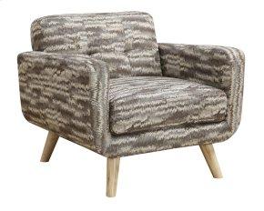 Chair W/pattern