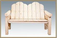 Homestead Deck Bench