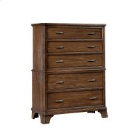 Bedroom - Telluride Five Drawer Chest Product Image