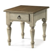Plymouth End Table