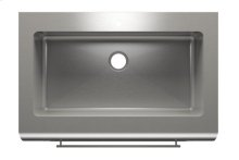 """Classic+ 000221 - farmhouse stainless steel Kitchen sink , 36"""" × 18"""" × 10"""""""