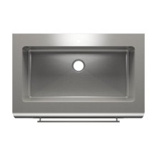"Classic+ 000221 - farmhouse stainless steel Kitchen sink , 36"" × 18"" × 10"""